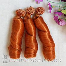 Волосы для кукол 100х15 см, цвет № 15