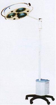 """Світильник операційний L2000-3E - """"БІОМЕД"""", трьохрефлекторній пересувний (аварійне живлення)"""