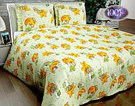 Детский комплект постельного белья в кроватку №дсм12