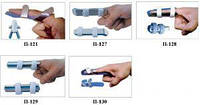 Шини фіксуючі (палець) П-121, П-127, П-128, П-129, П-130 (малі, середі, великі)