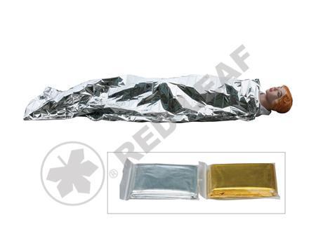 """Ковдра пацієнта для надзвичайних подій (до носилок медичних """"БІОМЕД"""")"""