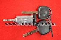 Opel замок зажигания. Для старых моделей ключ HU43.