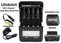 Зарядное устройство интеллектуальное Lito Kala Lii-500, (Li-Ion, Ni-Mh), Оригинал!, фото 1