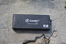 Туристический нож Ganzo (green) G732-OR, фото 2