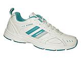 Женские Подростковые кожаные кроссовки Veer Demax размер  36, 37, 38, 39, 40,, фото 2