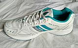Женские Подростковые кожаные кроссовки Veer Demax размер  36, 37, 38, 39, 40,, фото 5