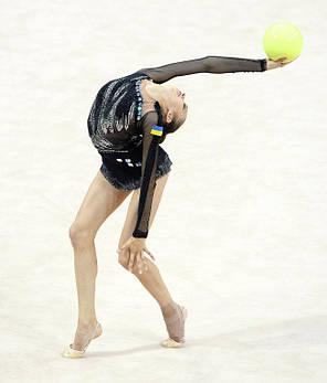 М'яч гімнастичний жовтий 400гр Togu 445400-03, фото 2