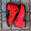 Мужские Кроссовки в стиле Nike Air Jordan 12 Retro Red, фото 5