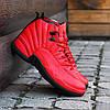 Мужские Кроссовки в стиле Nike Air Jordan 12 Retro Red, фото 6