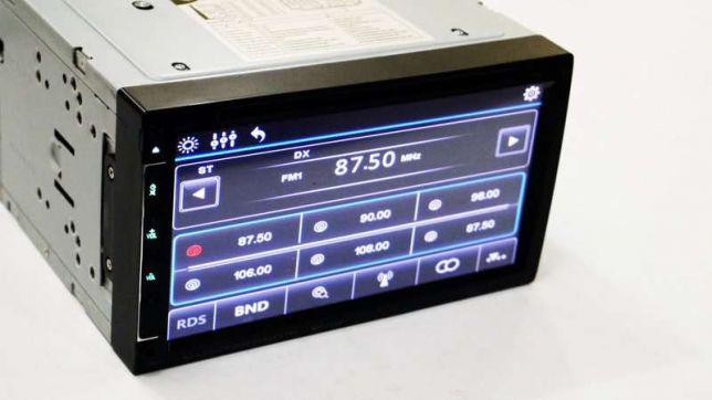 Автомагнитола 2DIN 1369 GPS