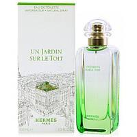 Женская туалетная вода Hermes Un Jardin sur le Toit (Хермес Ун Жардин Сур Ле Тоит), 100 мл