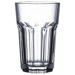 ✅ IKEA POKAL (102.704.78) Стакан, прозрачное стекло