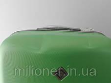 Чемодан Bonro Smile с двойными колесами (большой) салатовый (2), фото 2