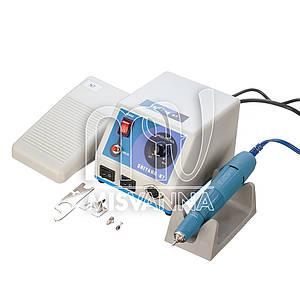 Фрезер Марафон SHIYANG-N7 на 65 Вт и 45000 об/мин с ручкой SDE-SH37L M45 для маникюра и педикюра