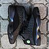Мужские Кроссовки в стиле Nike Air Jordan 13 Retro Black, фото 5