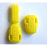 Наконечник фасолька - № 110 желтый