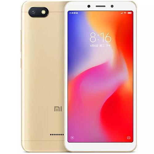 Смартфон Xiaomi Redmi 6A 2/16Gb Gold Global firmware (CN) 12 мес