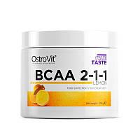 OstroVit BCAA 2-1-1 200 g (Лимон)