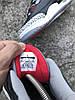 Мужские Кроссовки  в стиле Nike Air Jordan 3 black and white, фото 4