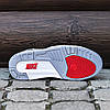 Мужские Кроссовки  в стиле Nike Air Jordan 3 black and white, фото 6