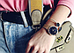Женские наручные часы с золотистым ремешком код 409, фото 2