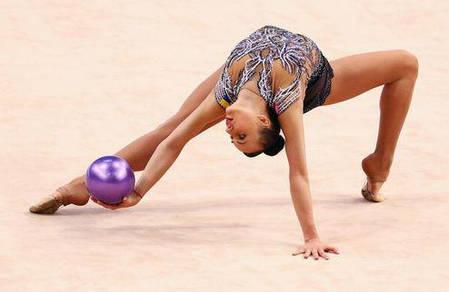 Мяч гимнастический лиловый 400гр Togu 445400-13, фото 2