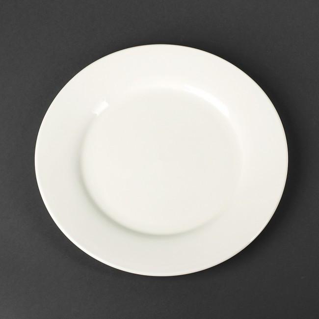 Тарелка пирожковая фарфоровая Helios 150 мм (HR1160)