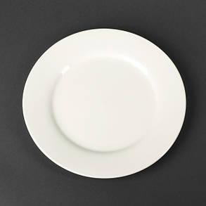 Блюдо круглое фарфоровое Helios 300 мм (HR1165), фото 2