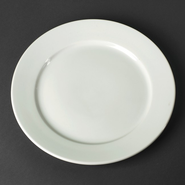 Блюдо круглое фарфоровое Helios 300 мм (HR1165)