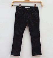 Классные джинсы скинни Okaidi Италия с лазерным напылением