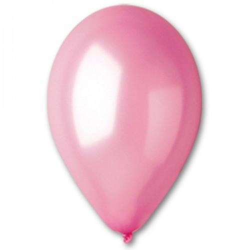"""Куля Gemar 11"""" (28 см) Рожевий Металік 33 (GM110)"""