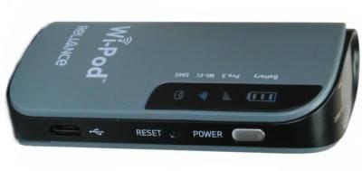 Мобильный 3G WiFi Роутер Lava MF 802S с антенным выходом, фото 3
