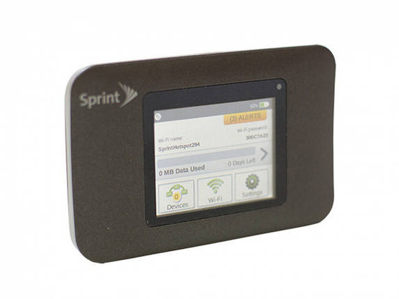 Мобильный 3G WiFi Роутер Sierra AirCard 771 (сенсорный экран + Rev B + GSM), фото 2