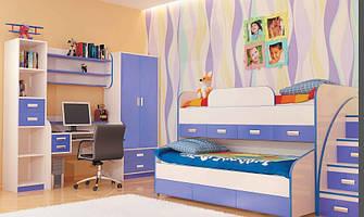 """Детская комната """"Детский мир"""
