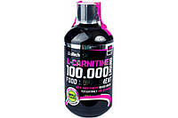 BioTech USA L-carnitine 100.000 mg 500 ml (Яблуко)