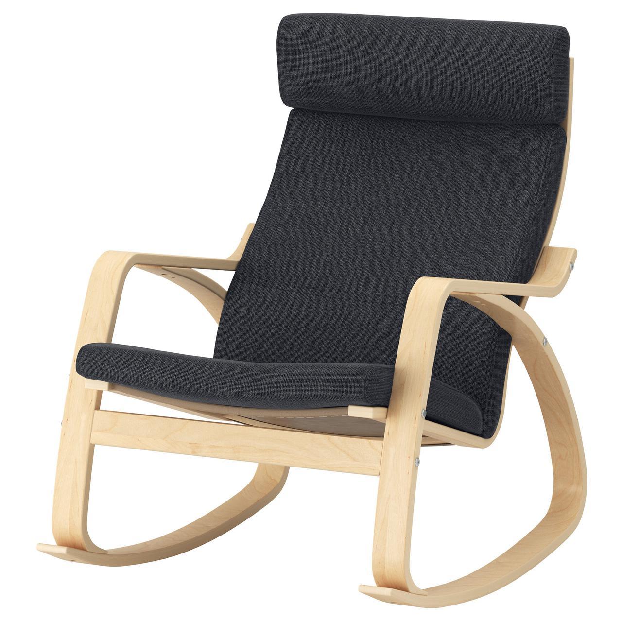 IKEA POANG (392.010.26) Хитний стілець