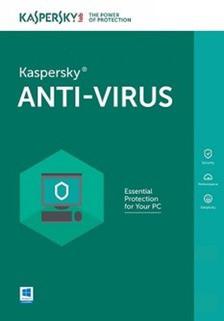 Kaspersky Anti-Virus 2019 3 ПК 1 год электронная лицензия