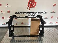 Передняя панель кронштейн радиаторов Audi Q7 4M артикул 4M0805594B