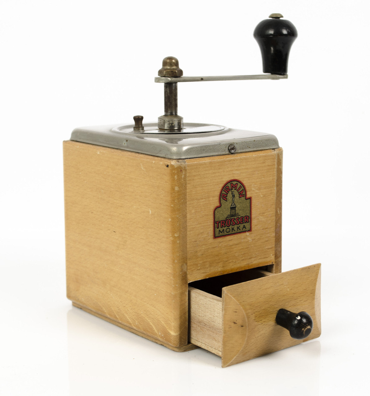 Старинная кофемолка, Германия, Armin Trosser Mokka