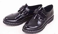 Женские туфли из натуральной кожи, фото 1