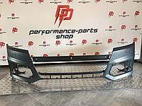 Бампер передний Audi Q7 4M 4m0807065bgru не S-line, фото 1