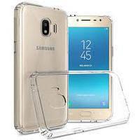 Чехол-бампер Samsung Galaxy J400 (J4 2018) прозрачный