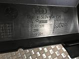 Защита бампера нижняя часть бампера защита радиаторов Audi Q7 4M 4M0807611, фото 2