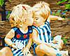 "Картина по номерам ""Счастливое детство"""