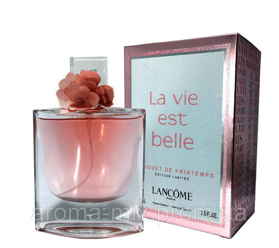 Lancome La Vie Est Belle Bouquet de Printemps - женская туалетная вода
