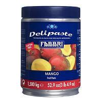 Делипаста Манго. Delilpaste Mango. Fabbri 1905, Италия, фасовка 100 г