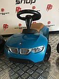 Машинка толкар беговел BMW Baby Racer III 80932413782, фото 7