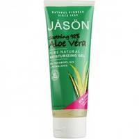 Гель увлажняющий успокаивающий Aloe Vera 98% c Алое Вера, Jason, 113мл