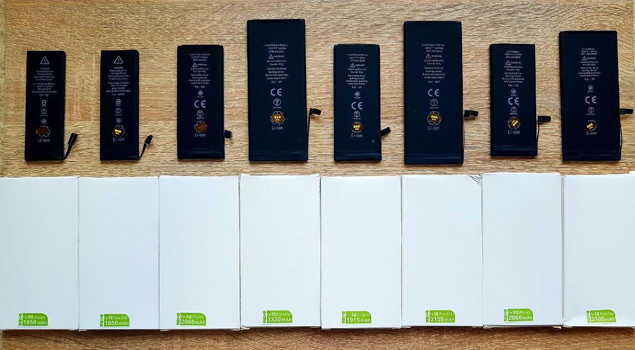Поступления аккумуляторов Alpha-C для iPhone, с повышенной емкостью.