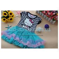 Платье Hello Kitty с многослойной юбкой (уценка)